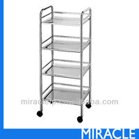 4 Tier Shelf Bathroom Towel Rack Accessories