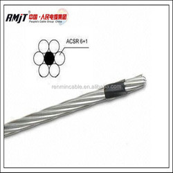 Overhead bare aluminum cable acsr falcon/finch/drake/canary conductor acsr cable