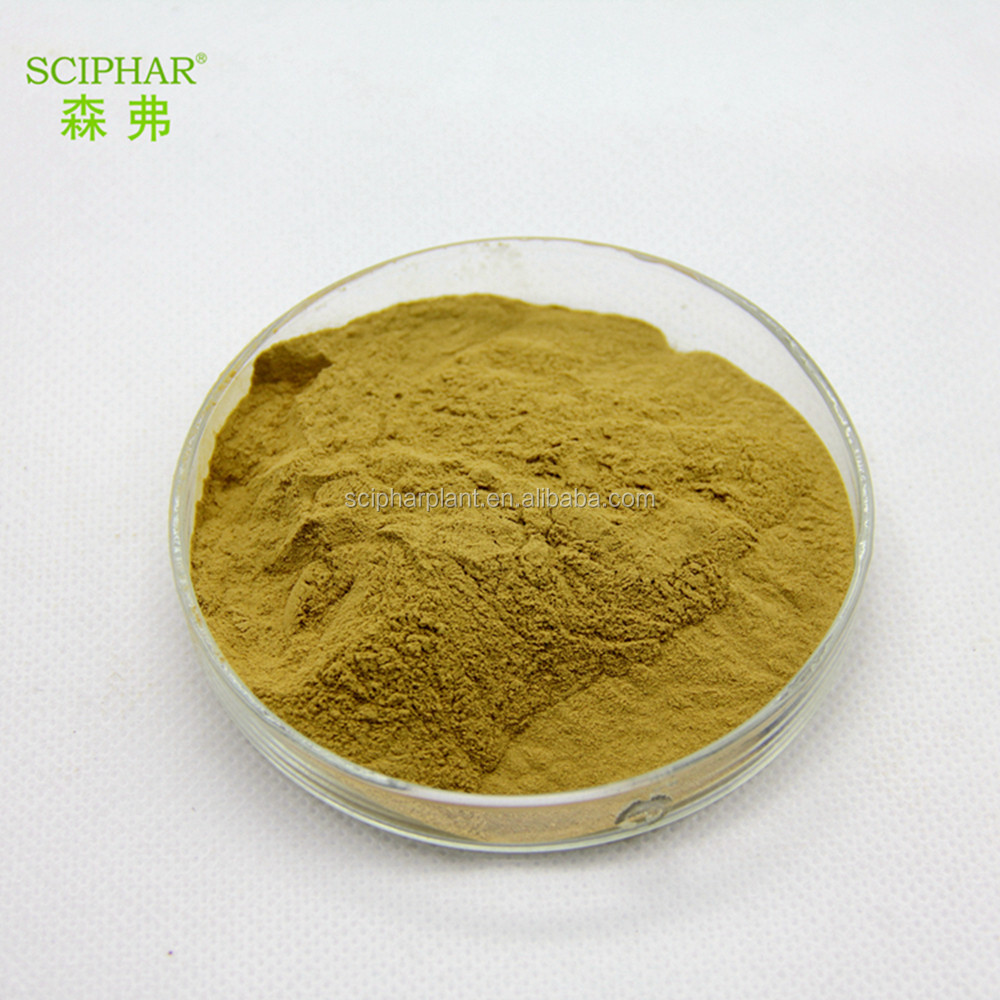 Factory Supply High Quality Brown Seaweed Extract Powder