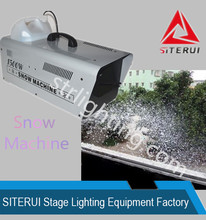 Hot selling 1500W Snow machine Indoor and Outdoor Remoted Control Snow machine