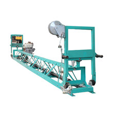 Low price self leveling screed frame leveling machine