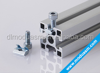 t slot nuts for 6mm, 8mm and 10mm groove aluminum extrusions