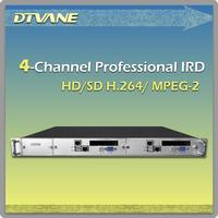 (DMB-9060) DTVANE 5 Years warranty ATSC HD Professional IRD for professional digital TV headend not for fm radio