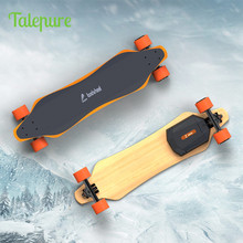 Talepure 2000w dual brushless motor longboard electric skate hub motor with replaceable battery pack