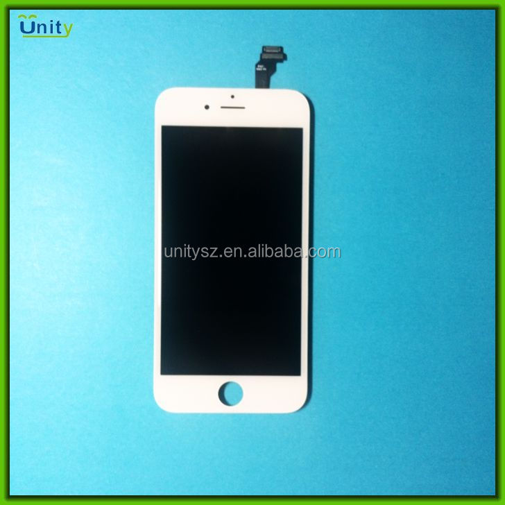 High quality Maintenance spare parts LCD Display Touch Digitizer Screen Assembly Replacement For iPhone 6 4.7