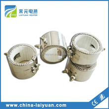 electric titan ceramic band heater manufacture factory