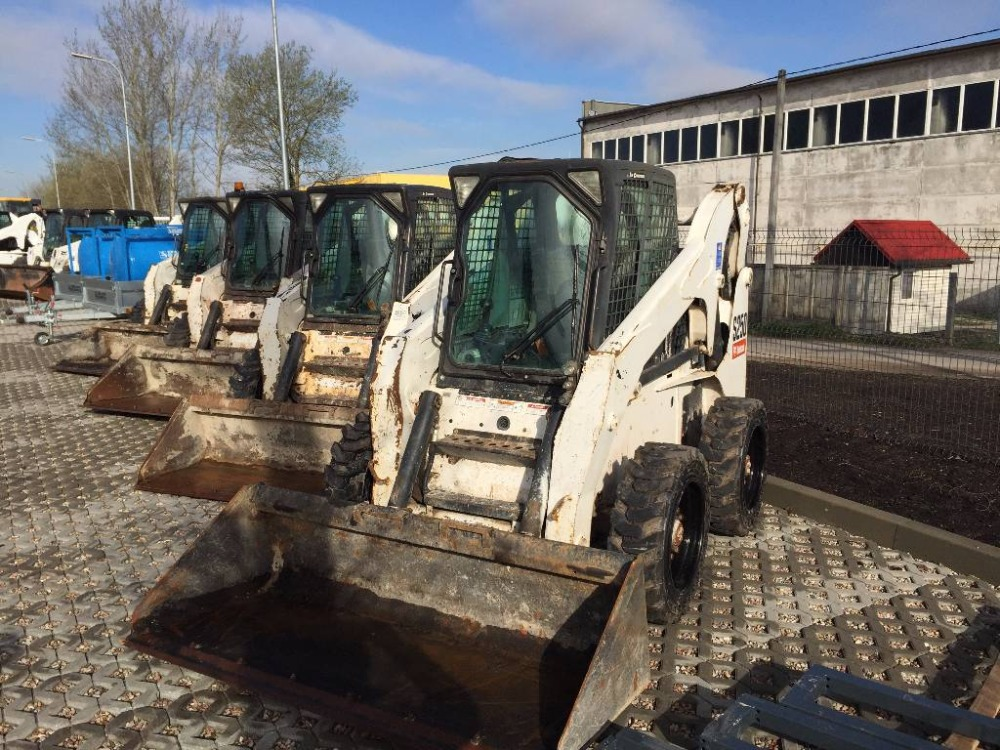 good price USA bobcat S250 mini skid steer loader for sale