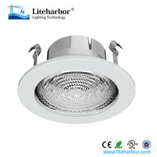 New products 2016 4 Inch LED Shower Baffle can light Trim with Fresnel Lens