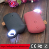 Wholesale ce rohs approved 7500mah portable mobile juice power bank