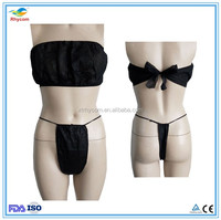 High Fashion Good Quality Hot Sexy Female Disposable Underwear