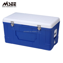 Pu Plastic Material 80L Ice Box Insulated Pinnacle Cooler Box