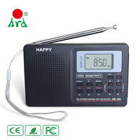 Easy Carry Shortwave Am Fm Mw Sw All Band Receiver Radio Super Seps