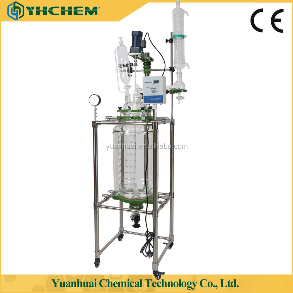 Laboratory apparatus 50l multifunction reaction kettle price