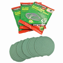 Outdoor Low Smoke Natural Paper Mosquito Coil