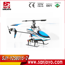 2.4GHz 4CH helicopter control games w/LED helicopter toys for kids Cool looks wholesale toys