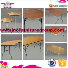 Brand new Qingdao Sinofur used outdoor folding table and chair