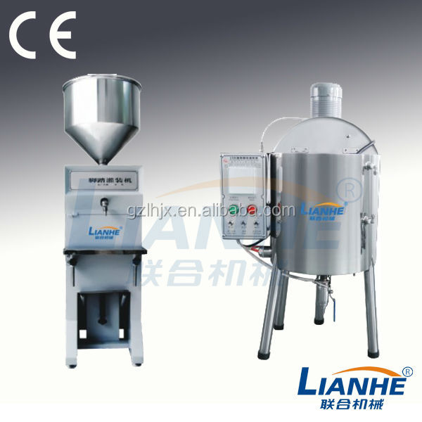 Cosmetic lipstick filling packing machine for sale
