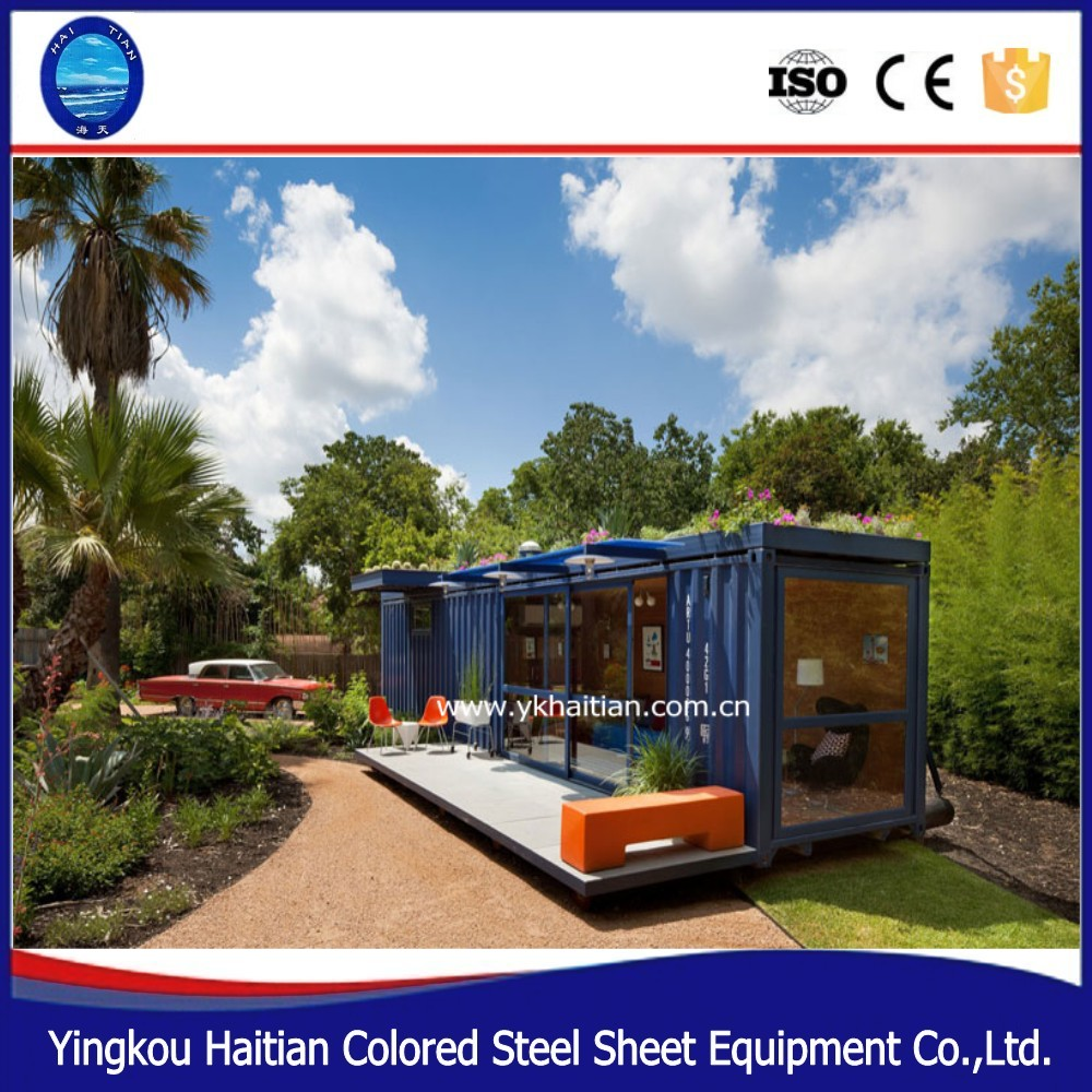 Container homes for sale in sabah prefabricated glass china container house furnished steel framed prefab container home