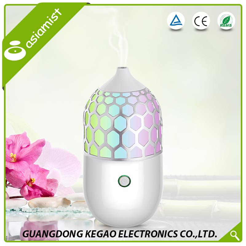 Alibaba china gold supplier low price office changing light office fragrance diffuser with remote controller
