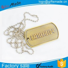 wholesale designer military dog id tags/dog tag engraver