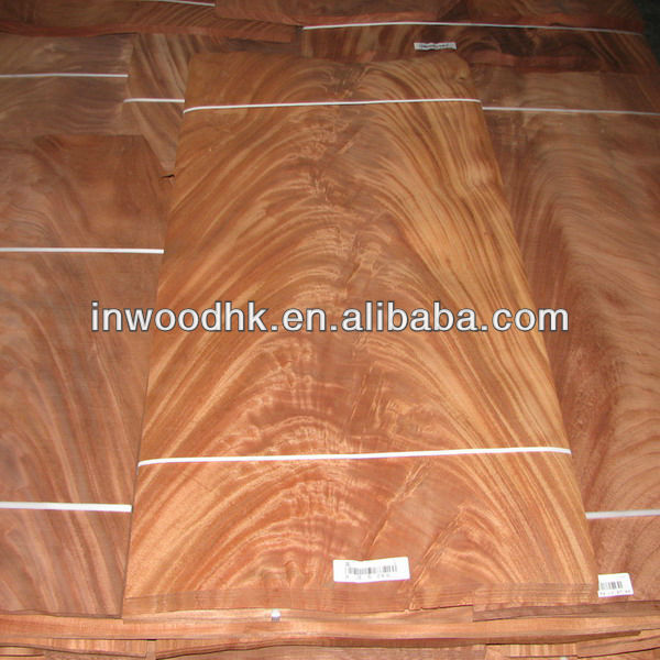 MAHOGANY CROTCH WOOD VENEER