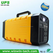 Inverter with charger UPS series 12V DC TO 220V AC 1000W charge any mobile and laptops