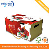 Factory custom hot sale fruit packing box with drawstring(QY150548)