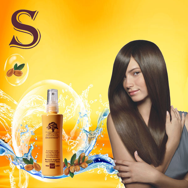 Arganmidas mild natural hair spray