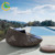 All weather best selling Italian style wholesale high quality king size swimming pool outdoor hotel rattan day bed