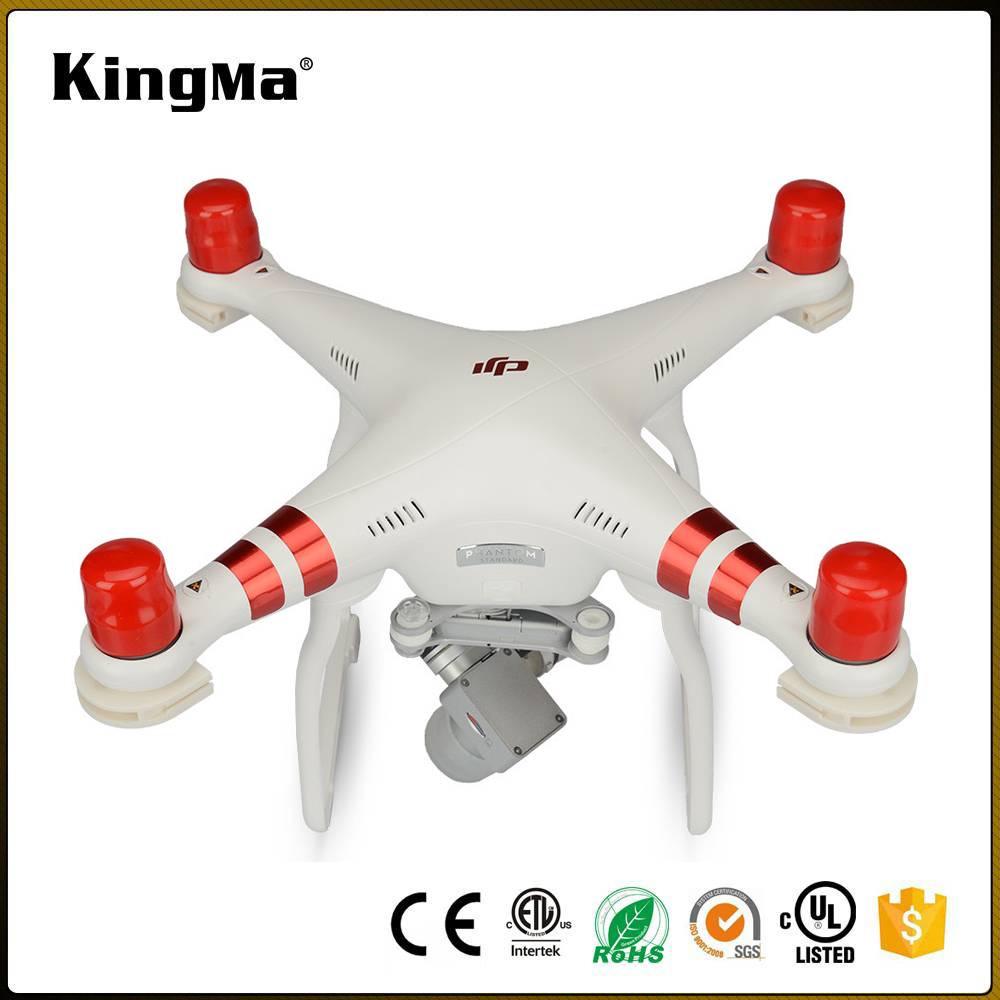 KingMa for DJI Phantom 3 Phantom 2 Standard Shell Guard Motor Protective Case Transport Carrying Protective Cap Cover 4PCS