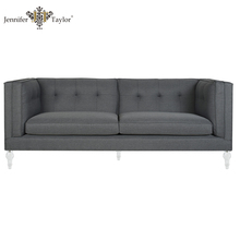Modern design living room furniture chesterfield sofa set/3 2 1 seater sofa supplier of brand name furniture