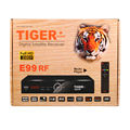 Strong Decoder Tiger E99 RF Free To Air Satellite Receivers In Africa