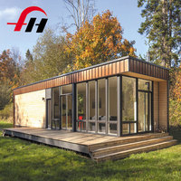 Customized designs 20ft/40ft mobile prefab house container for family living/travel resort/shop