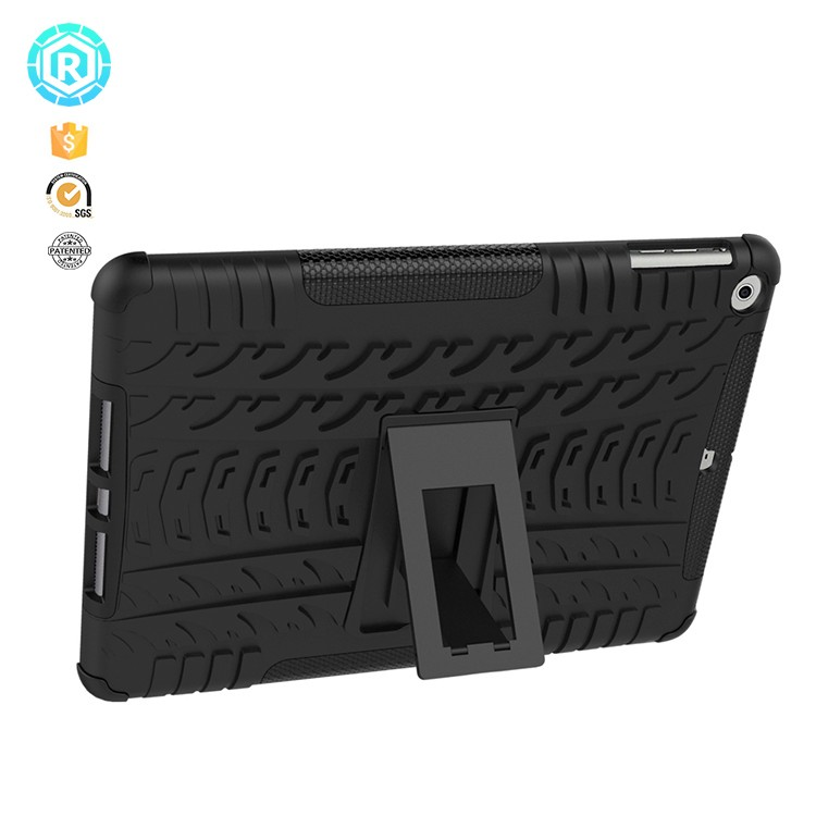 Rugged case for iPad Air case tablet shockproof kickstand cover for New iPad 2017