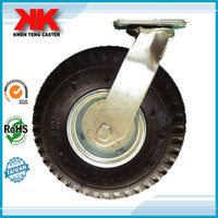 Swivel Pneumatic castor wheel