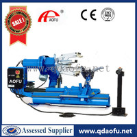 famous brand mobile truck tyre changer used