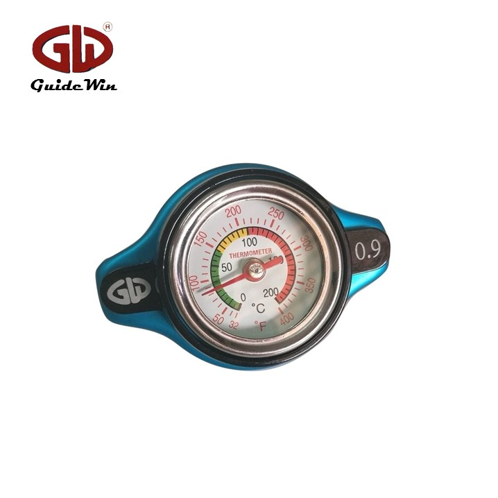 auto spare parts car universal motorcycle radiator cap thermometer radiator cap