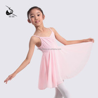 11524404 Girls Chiffon Skirt Dance Dress Ballet Costume