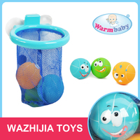 China factory hot funny baby shower inflatable toy ball game for children