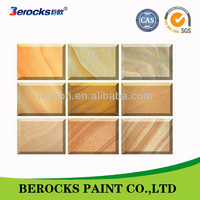 High quality /Non-toxic texture paint for exterior wall design