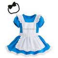 Girls Cosplay Dresss Clothes for Cinderella