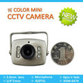 low price! 420TVL CMOS MINI CCTV Camera with Microphone