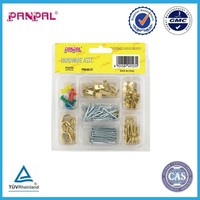 China Manufacture 144PCS Wire Nail And Picture Hanger