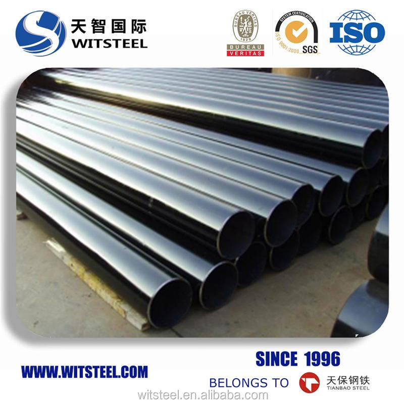 Multifunctional cement lined steel pipe