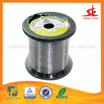 First-class Technology ni-cr heating resistance wire with payment protection