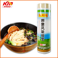 Rich dietary fiber buckwheat noodle chinese dried food