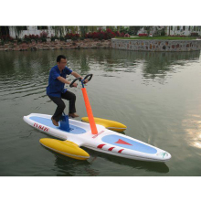 Summer water sports water bicycle, Water bike