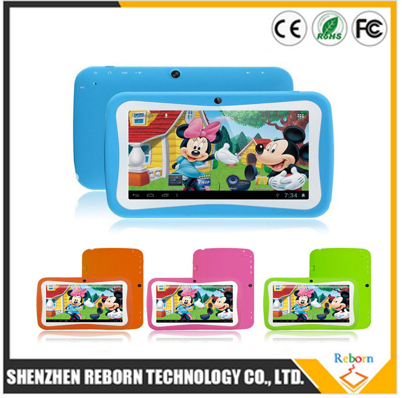 "Kids Pad 7"" Quad Core Tablet PC Android 5.1 Lollipop Tablet PC"