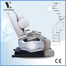 VCT-Y2 2017 small portable shiatsu massage chair with foot massager