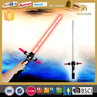Hot chinese light sword for sale with light and sound